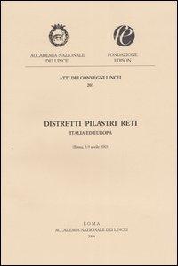 Distretti pilastri reti: Italia ed Europa