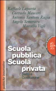 Scuola pubblica scuola privata