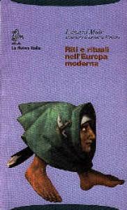 Riti e rituali nell'Europa moderna
