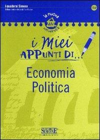 I miei appunti di... economia politica.