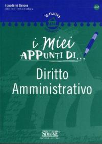 I miei appunti di... diritto amministrativo.