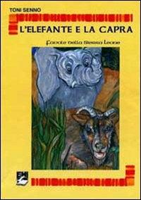 L'elefante e la capra