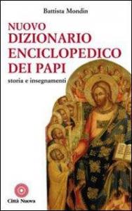 Dizionario enciclopedico dei papi