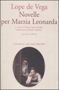 Novelle per Marzia Leonarda