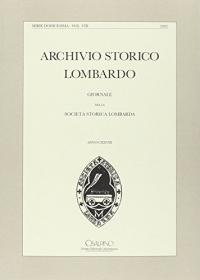 Archivio storico lombardo