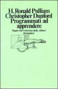 Programmati ad apprendere