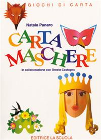 Carta maschere