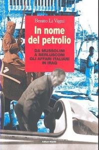 In nome del petrolio