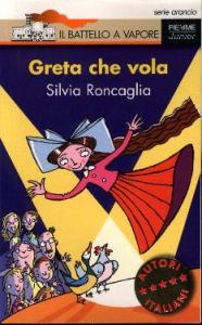 Greta che vola