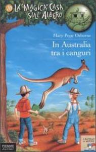 In Australia con i canguri