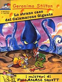 Lo strano caso del calamarone gigante
