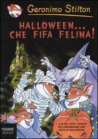 Halloween... che fifa felina!
