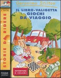 Il libro-valigetta dei giochi da viaggio