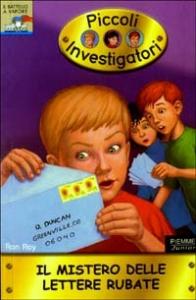 Il mistero delle lettere rubate