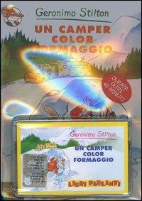 Un  camper color formaggio [audioregistrazione]
