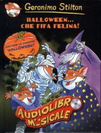 Halloween... che fifa felina! [audioregistrazione]