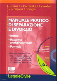 Manuale pratico di separazione e divorzio