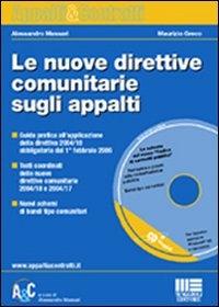 Le nuove direttive comunitarie sugli appalti