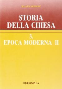 3: Epoca moderna II. - [Tomo 2]