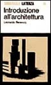 Introduzione all'architettura