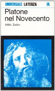 Platone nel Novecento