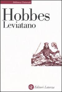 Leviatano o la materia, la forma e il potere di uno stato ecclesiastico e civile