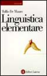 Linguistica elementare