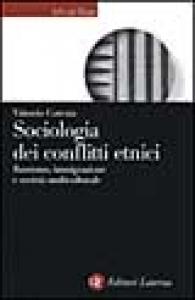 Sociologia dei conflitti etnici