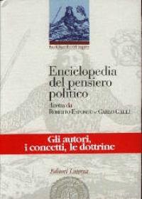 Enciclopedia del pensiero politico