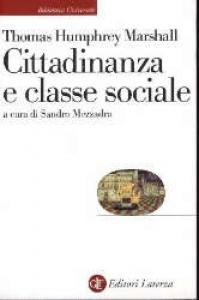 Cittadinanza e classe sociale