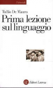 Prima lezione sul linguaggio