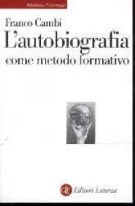 L' autobiografia come metodo formativo