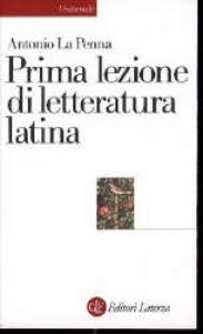 Prima lezione di letteratura latina