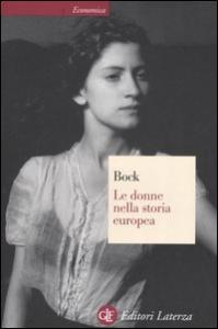 Le donne nella storia europea