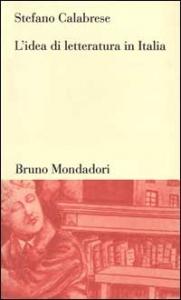 L'idea di letteratura in Italia