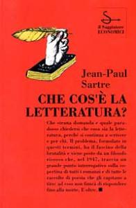 Che cos'è la letteratura?
