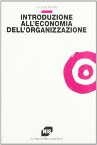 Introduzione all'economia dell'organizzazione