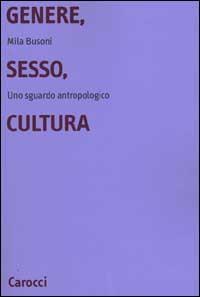 Genere, sesso, cultura