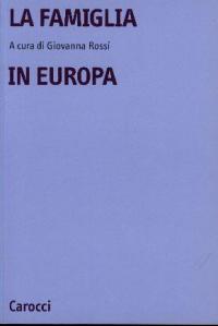 La famiglia in Europa