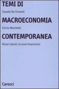 Temi di macroeconomia contemporanea