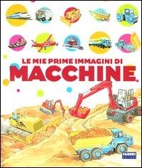 Le mie prime immagini di macchine