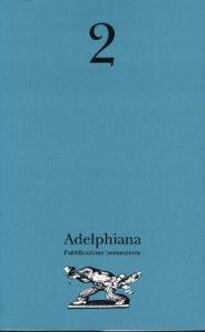 Adelphiana 2