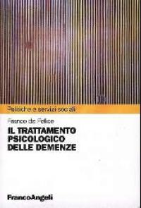 Il trattamento psicologico delle demenze