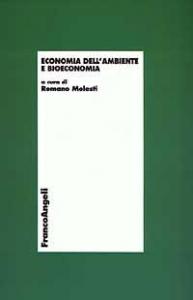 Economia dell'ambiente e bioeconomia