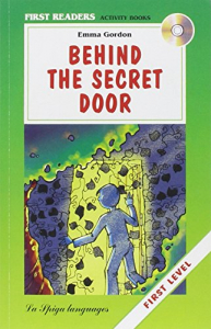 Behind the secret door