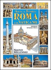 Roma e il Vaticano / progetto di Serena de Leonardis ; testo di Stefano Masi