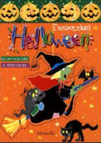 Decorazioni Halloween da ritagliare e appendere