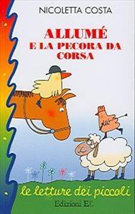 Allume' e la pecora da corsa