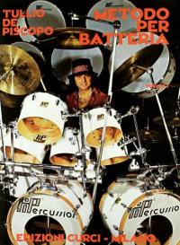 Metodo per batteria [musica a stampa]
