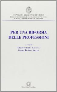 Per una riforma delle professioni